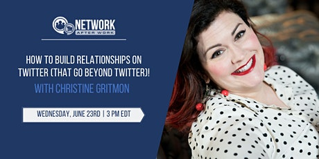 How To Build Relationships On Twitter (That Go Beyond Twitter)! tickets