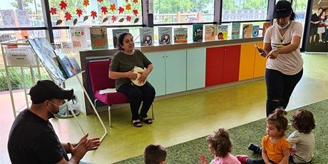 Bilingual Story Time - Assyrian/English tickets