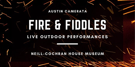 Austin Camerata: Fire and Fiddles tickets