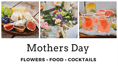 Mothers Day Floral, Food & Cocktail Workshop tickets