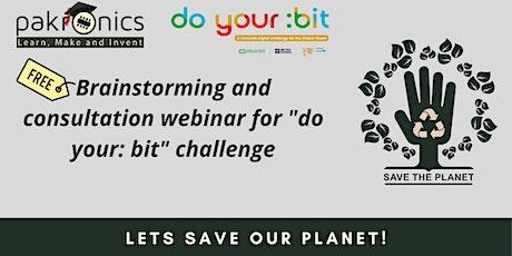 "Webinar on ""do your: bit"" online micro bit Challenge tickets"