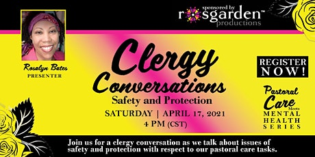 Clergy  Conversations tickets