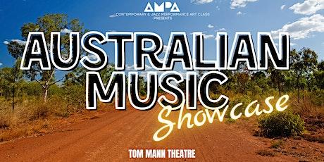 AUSSIE MUSIC SHOWCASE tickets