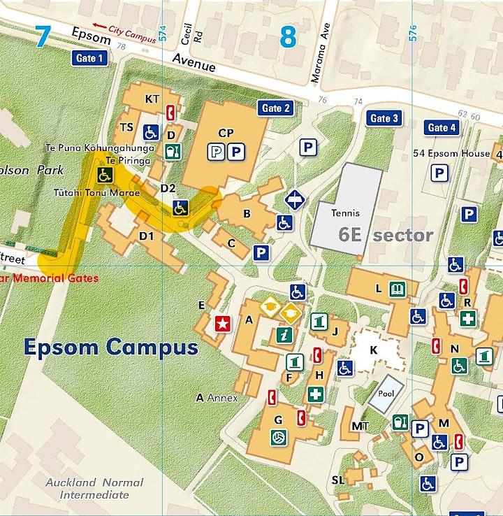 ANZAC Remembrance Ceremony - Epsom Campus image
