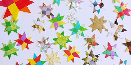Inspirations Craft Group @ Girrawheen Library - Ribbon Stars tickets