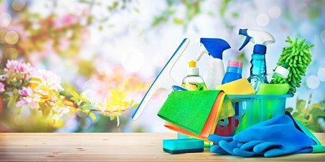 Spring Cleaning Naturally tickets