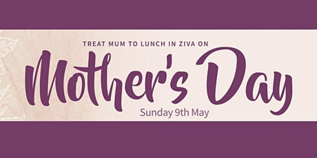 Mother's Day Lunch - Adult 1.30pm Sitting (Members) tickets