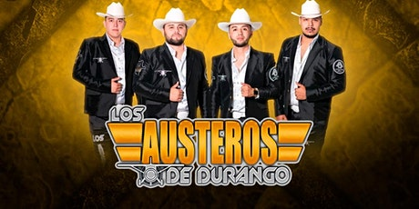 Los Austeros de Durango en Rio Bravo Arlington tickets