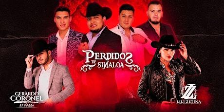 Perdidos de Sinaloa en Rio Bravo Arlington tickets