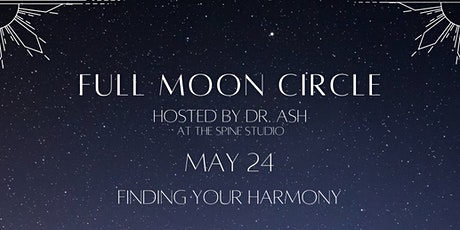 Full Moon Circle - May tickets