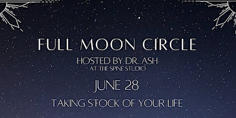Full Moon Circle - June tickets
