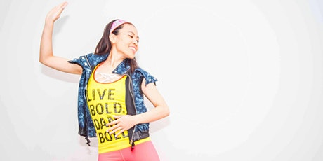 Move with Ting Lin Zumba! tickets