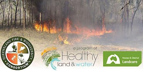 Free Bushfire Information Night - 29 April 2021- QFBC - Noosa Landcare tickets