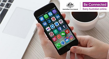 Be Connected - All about apps @ Scarborough Library tickets