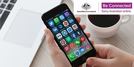 Be Connected - All about apps @ Osborne Library tickets