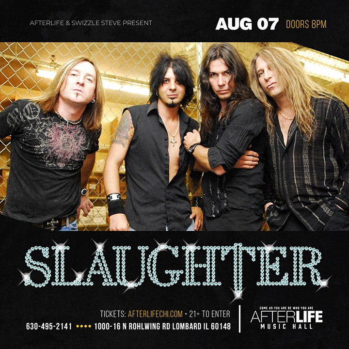 SLAUGHTER at Afterlife Music Hall image