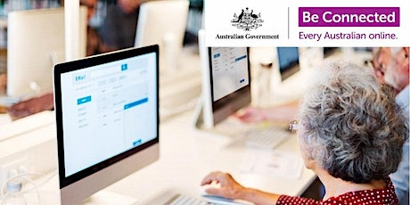 Be Connected - Email basics @ Dianella Library tickets
