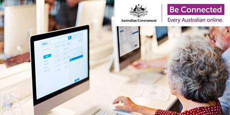 Be Connected - Email basics @ Osborne Library tickets