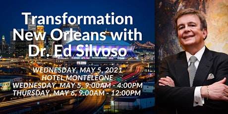 Transformation New Orleans with Dr. Ed Silvoso tickets