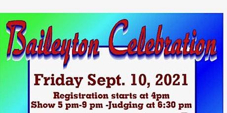 Baileyton Celebration tickets