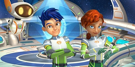 Autumn School Holiday - Premiere screening of ABC science show Space Nova tickets