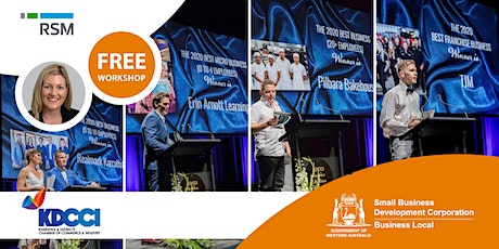 KDCCI Business Excellence Awards Submission Workshops tickets