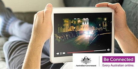 Be Connected - Streaming films and catch-up TV @ Dianella Library tickets