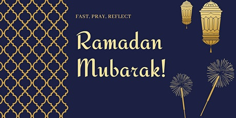 Raindrop Ramadan Dinner: Real Food & Virtual Gathering(April 24, 2021 ) tickets