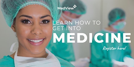 Get into Medicine | Auckland tickets