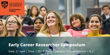 Drug Discovery Initiative Early Career Researcher Symposium tickets