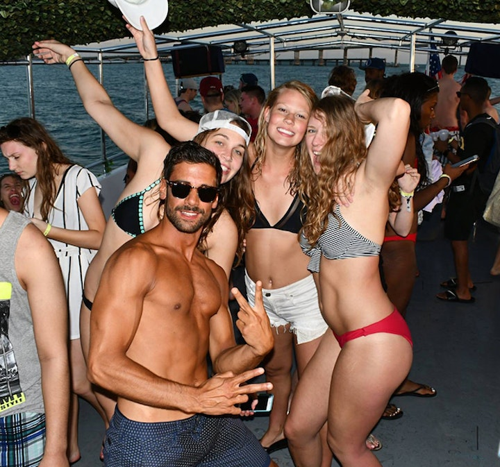 Boat Cruise Party All Inclusive   Day Time / Night Time image