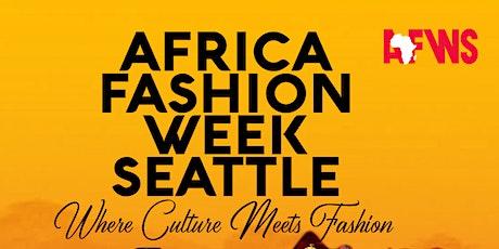 Africa Fashion Week Seattle tickets