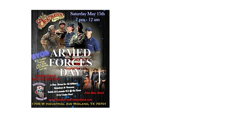 Armed Forces Day tickets