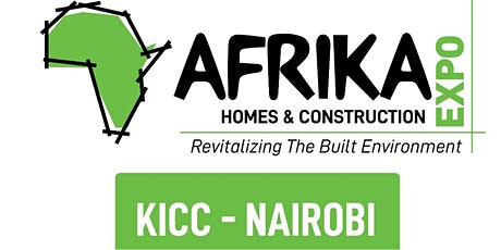 Afrika Homes & Construction Expo tickets