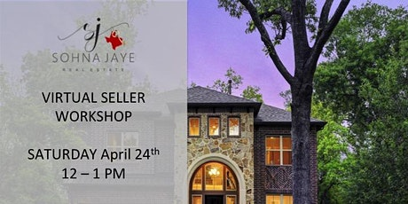 4/24 Virtual Home Seller Workshop tickets