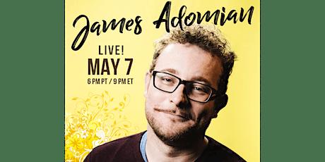 James Adomian Live! tickets