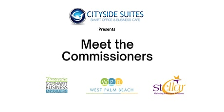 Meet the City Commissioners | The City of West Palm Beach tickets
