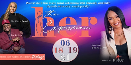 The HER Experience! tickets