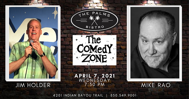 Comedy Zone at the Palms! image
