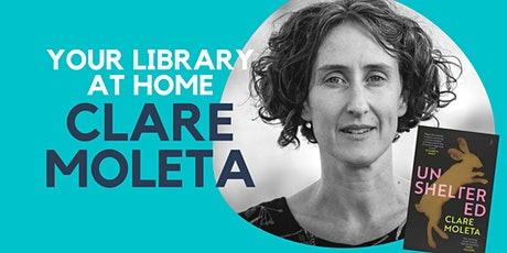 Clare Moleta - Online Author Talk tickets