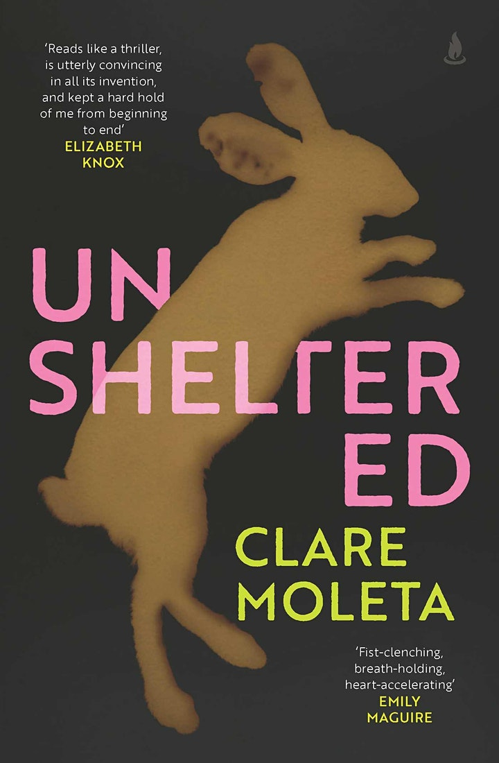 Clare Moleta - Online Author Talk image
