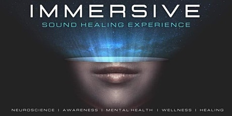 IMMERSIVE Sound Healing Experience (Sydney) tickets