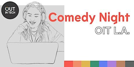 OIT LA Committee | Comedy Night tickets