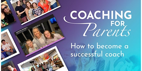 Coaching For Parents tickets