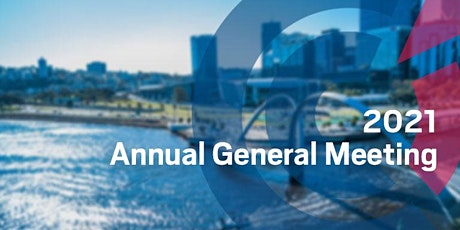 WA | 2021 Annual General Meeting tickets