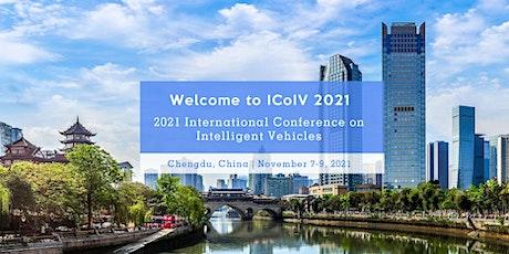 2021 International Conference on Intelligent Vehicles (ICoIV 2021) tickets