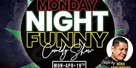 420 Comedy Night at The Grand El Cajon  - 4/19 - 9 pm tickets