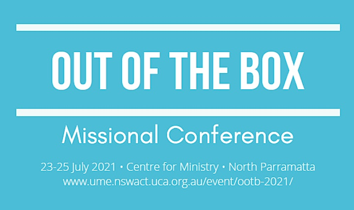 Out of the Box Missional Conference image