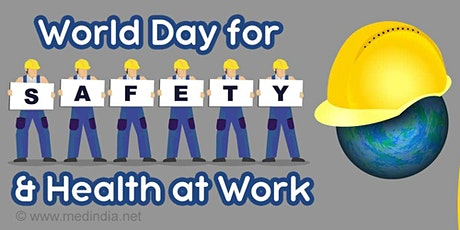World  Safety Day 2021 - Live Panel with NEBOSH and Global OSHA experts tickets
