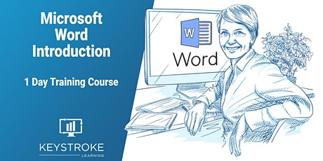 Microsoft Word Introduction tickets